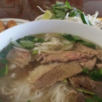 Photo taken at Pho Long Thinh by John H. on 2/23/2015