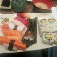 Photo taken at New Generation Sushi by Leo W. on 10/26/2012