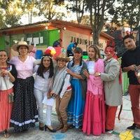 Photo taken at Jardin De Niños Itzcalli by Jessica G. on 12/17/2015