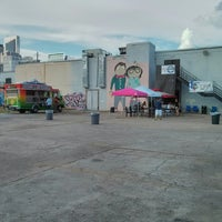 Photo taken at Houston Food Park by Ellery A. on 9/8/2013