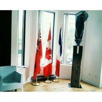 Photo taken at Alliance Française by Mahin J. on 7/11/2014