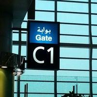 Photo taken at Gate C1 by Malte H. on 9/19/2012