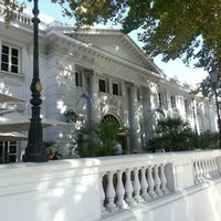 Photo taken at Park Hyatt Mendoza by Malte H. on 1/10/2013
