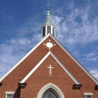 Photo taken at Calvary United Church Of Christ by Lauren D. on 3/10/2013
