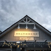 Photo taken at Boathouse Restaurant by Todd W. on 12/31/2016