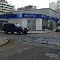 Photo taken at BBVA Francés by Claudio M. on 10/14/2012