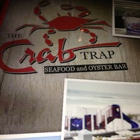 Photo taken at The Crab Trap by Dana M. on 3/10/2013