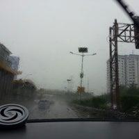 Photo taken at Tol dalam kota Semanggi 2 by N. Eka A. on 11/18/2012