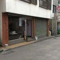 Photo taken at てぬぐい晒屋 by Hiroshi Y. on 1/21/2013