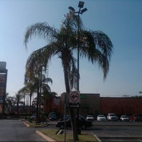 Photo taken at Plaza Linda Vista by Monse on 12/5/2012