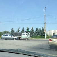 Photo taken at Памятник Танкистам by Andrey V. on 6/5/2013