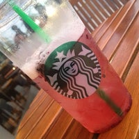 Photo taken at Starbucks by Adolfo C. on 4/8/2013
