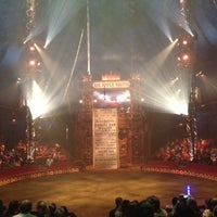 Photo taken at Big Apple Circus by Larry on 11/11/2012