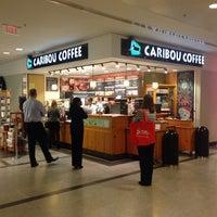 Photo taken at Caribou Coffee by RJ A. on 12/19/2013