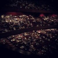 Photo taken at Teatro Guaíra by Willian B. on 4/7/2013