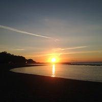 8/24/2013 tarihinde Daria C.ziyaretçi tarafından Woodbine Beach'de çekilen fotoğraf