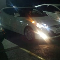 Photo taken at South Point Hyundai by Michael F. on 9/26/2012