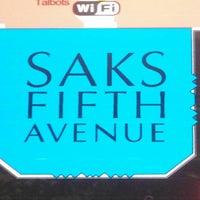 Photo taken at Saks Fifth Avenue by Leonardo J. on 3/20/2013