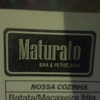 Foto tirada no(a) Bar Maturato por Mayara Angel O. em 2/23/2013