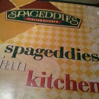 Photo taken at Spageddies Italian Kitchen by Amanda K. on 11/9/2012