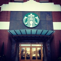 Photo taken at Starbucks HQ by Matheus F. on 1/2/2013