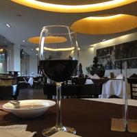 Photo taken at Universum Restaurante Gourmet by Bill on 11/4/2012