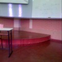 Photo taken at Escuela de Administración - UNA by Gla M. on 3/25/2013