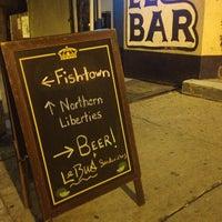 Photo taken at El Bar by David P. on 10/25/2012