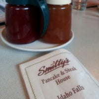 Photo taken at Smitty's Pancake & Steak House by Jessica L. on 6/12/2013