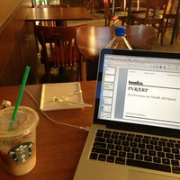 Photo taken at Starbucks by Mark S. on 7/12/2013