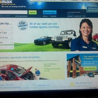 Photo taken at CarMax by Paul P. on 2/14/2013