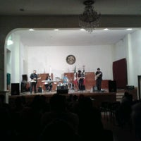"Photo taken at Auditorio municipal ""Maestro Petronilo Monroy"" by JASAM S. on 5/26/2013"