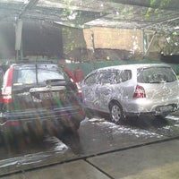 Photo taken at CM 99 Carwash by abira b. on 12/22/2012