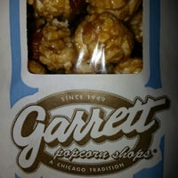Photo taken at Garrett Popcorn Shops by Nate C. on 4/5/2013