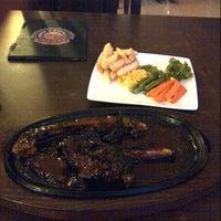 Photo taken at Taurus 27 Steak & Pasta by Marisa H. on 10/6/2012