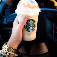 Photo taken at Starbucks by Melissa on 8/10/2014