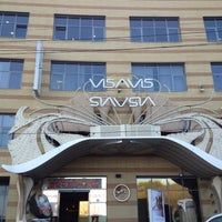 Photo taken at Vis-a-vis by NADEZHDA G. on 10/11/2012