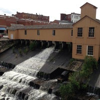 Photo taken at Lowell National Historic Park by Pauline O. on 6/30/2013