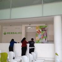 Photo taken at Herbalife by Clara M. on 2/13/2013