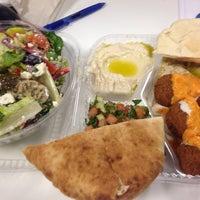 Das Foto wurde bei Omar's Mediterranean Cuisine & Bakery von Mark H. am 3/4/2014 aufgenommen
