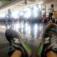 Photo taken at NAIA Terminal 3, Departure VIP Lounge by Braverick N. on 9/11/2016