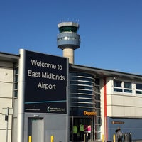 Photo taken at East Midlands Airport by Shaun S. on 11/5/2014