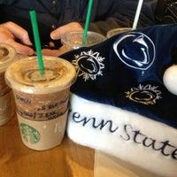 Photo taken at Starbucks by PSU-Lion D. on 12/25/2012