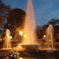 Photo taken at Kellogg Park by PSU-Lion D. on 11/30/2012