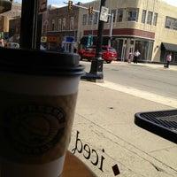 Photo taken at Espresso Royale Cafe by PSU-Lion D. on 5/3/2013