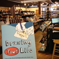 Photo taken at Sandmeyer's Bookstore by PSU-Lion D. on 7/17/2013