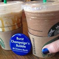 Photo taken at Starbucks by PSU-Lion D. on 9/30/2012