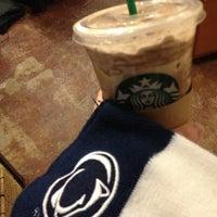 Photo taken at Starbucks by PSU-Lion D. on 1/22/2013