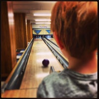 Photo taken at Sun Valley Bowling Alley by Rob P. on 1/1/2013