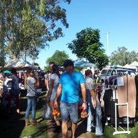 Photo taken at Yandina Market by Dennis H. on 5/23/2014